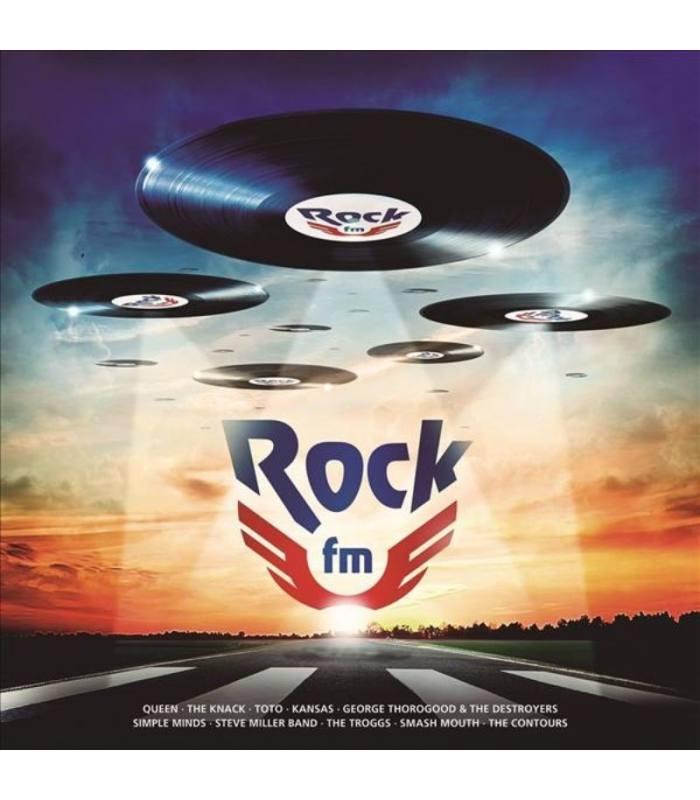 ROCK FM -LTD VINILO-