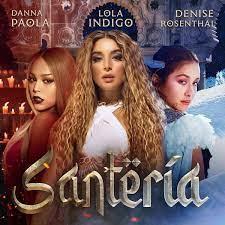 SANTERIA -VINILO PICTURE RSD 2021-