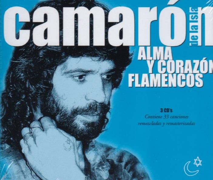 ALMA Y CORAZON FLAMENCOS -3CD-