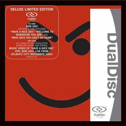 HAVE A NICE DAY -LTD + DVD DUALDISK-