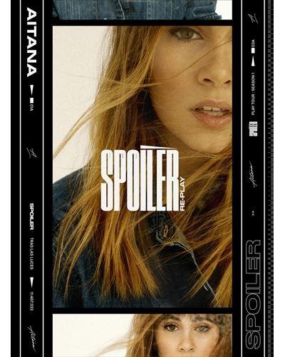SPOILER RE-PLAY -CD + DVD-
