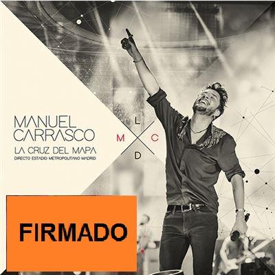 LA CRUZ DEL MAPA DIRECTO METROPOLITANO -FIRMADO 3CD + DVD-