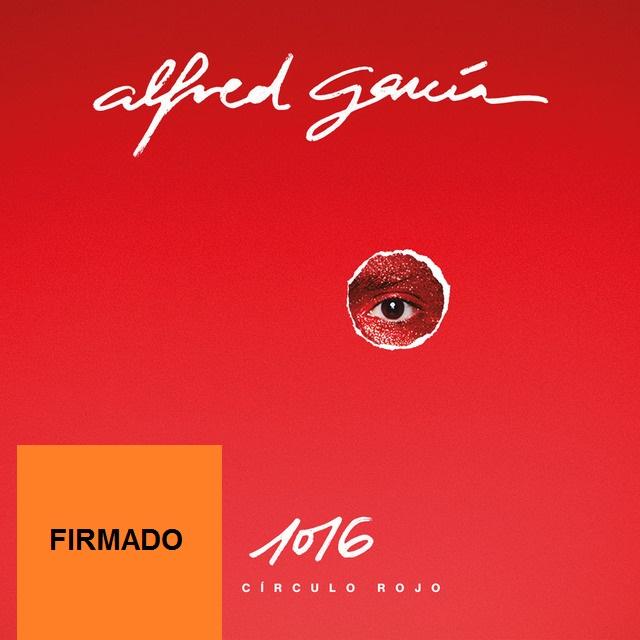 1016 EL CIRCULO ROJO -FIRMADO-