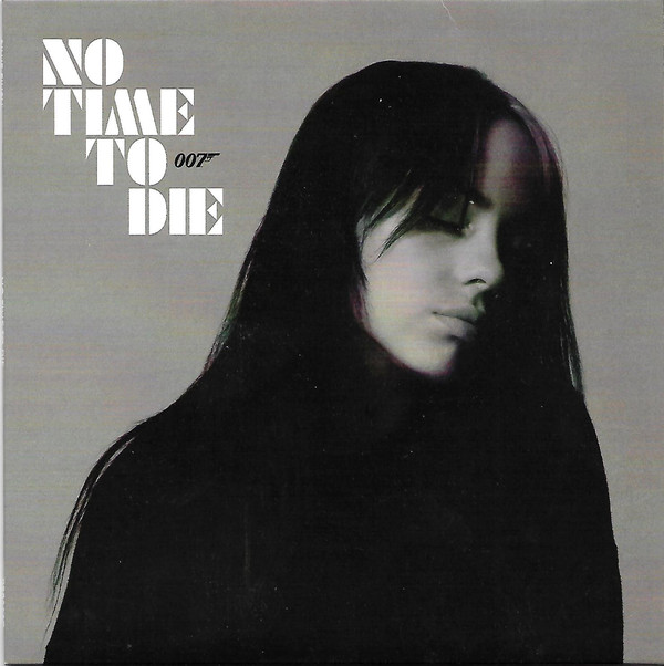 007 NO TIME TO DIE -7´´ SMOKE VINYL RSD 2020-