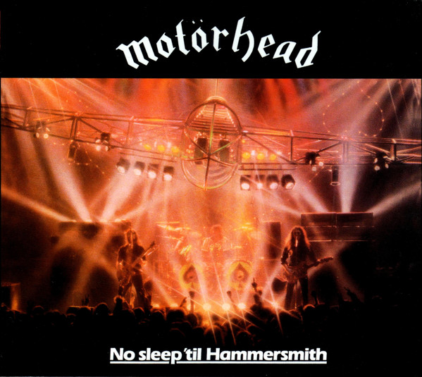 NO SLEEP TIL HAMMERSMITH -DELUXE-