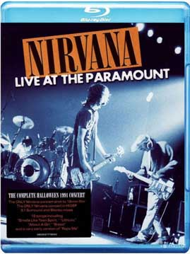 LIVE AT THE PARAMOUNT THEATRE BR