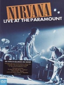 LIVE AT THE PARAMOUNT THEATRE DV