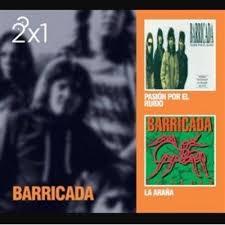 BARRICADA 2X1