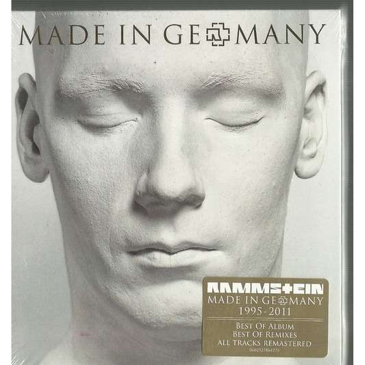 MADE IN GERMANY 1995 2011 -LTD 2CD-