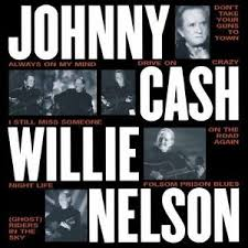 JOHNNY CASH & WILLIE NELSON VH-1 ST.