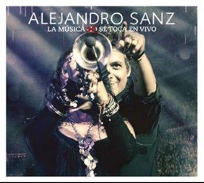 LA MUSICA SE TOCA EN VIVO - +DVD-