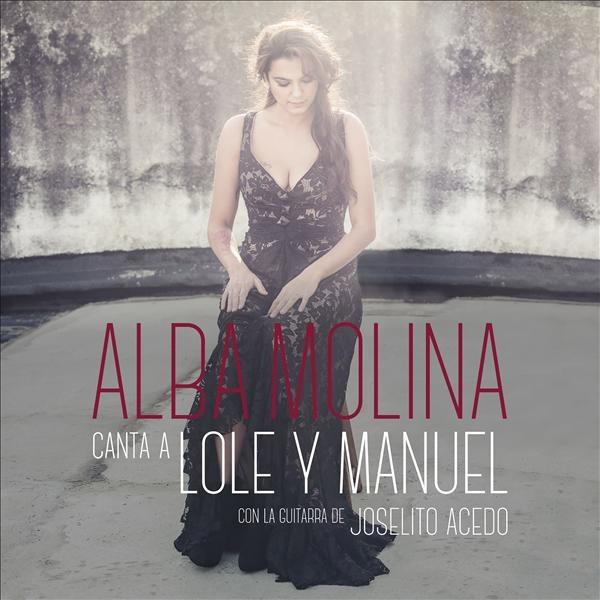 ALBA CANTA A LOLE Y MANUEL