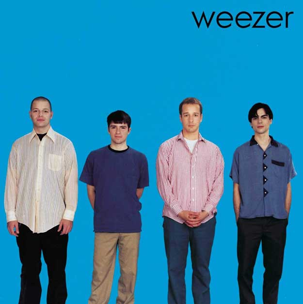 BLUE ALBUM (LP)