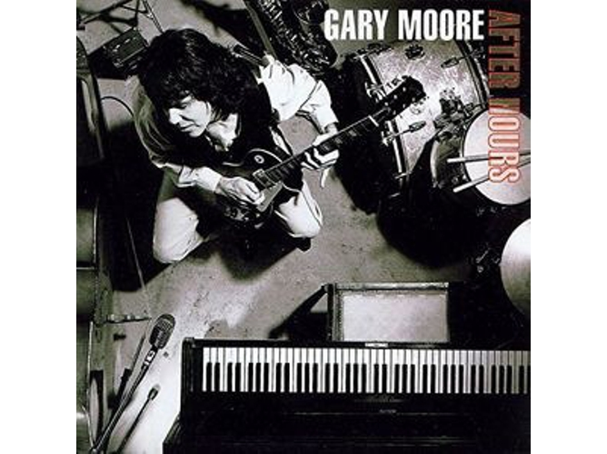 "LP GARY MOORE ""AFTER HOURS"". Nuevo"