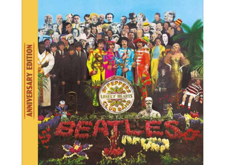 SGT PEPPERS ANNIVERSARY EDT