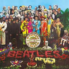 SGT PEPPERS LONELY HEARTS CLUB BAND -ANNIVERSARY VINILO-