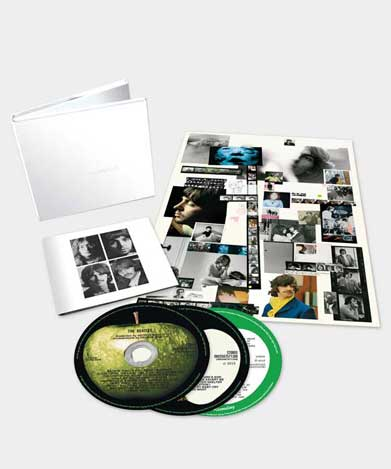 WHITE ALBUM -ANNIVERSARY 3CD EDITION-