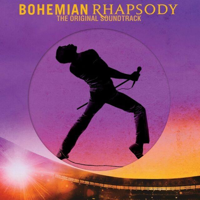 BOHEMIAN RHAPSODY -2 VINILO PICTURE RSD 2019-