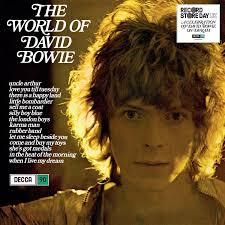 THE WORLD OF DAVID BOWIE -VINILO RSD 2019-