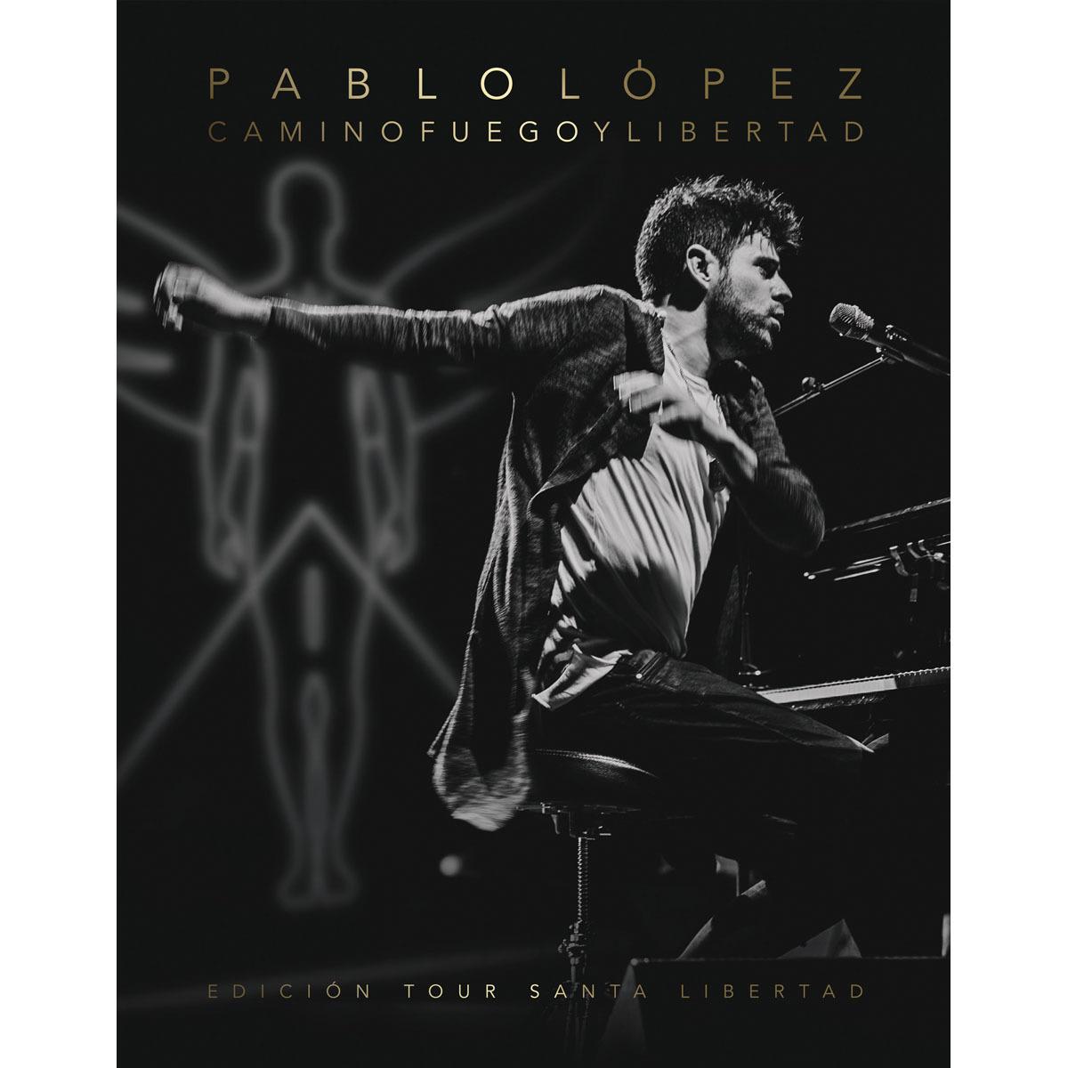 CAMINO DE FUEGO Y LIBERTAD -CD + DVD-