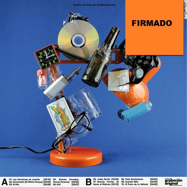 CAROLINA DURANTE -FIRMADO-