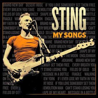 MY SONGS(CD)
