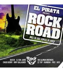 EL PIRATA PRESENTA ROCK ROAD