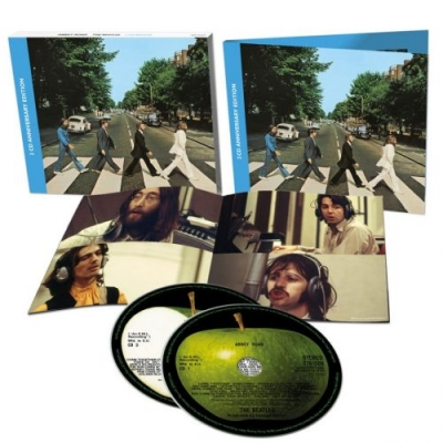 ABBEY ROAD -ANNIVERSARY EDITION 2CD-
