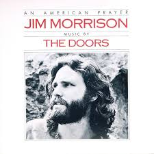 JIM MORRISON AN AMERICAN PRAYER -BF 2018 RED VINYL-