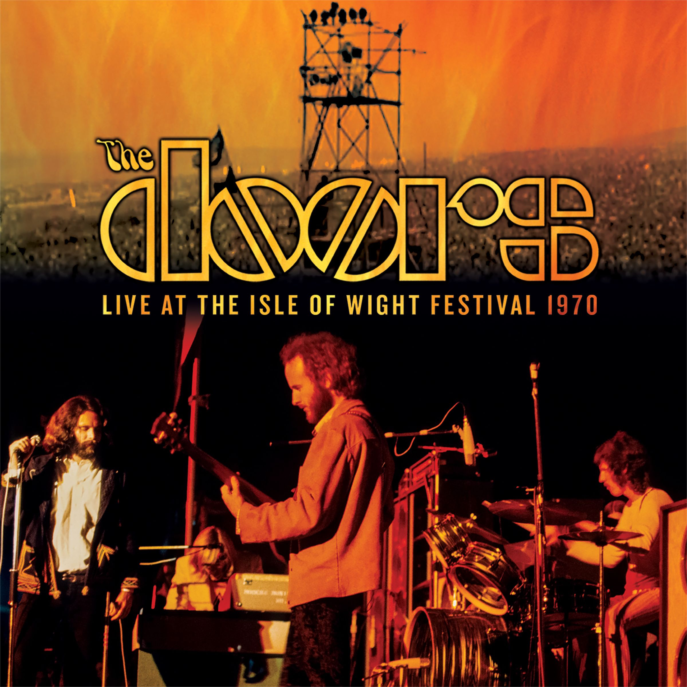 LIVE AT ISLE OF WIGHT FESTIVAL 1970 -2 VINYL BF 2019 RSD-