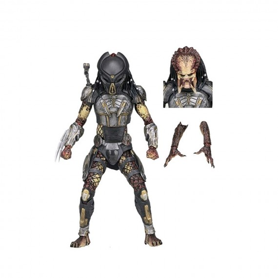 FIGURA THE PREDATOS -FUGITIVE PREDATOR-