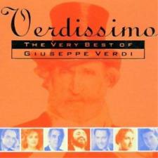 VERDISSIMO THE VERY BEST OF GIUSEPPE VERDI