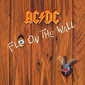 FLY ON THE WALL -VINILO-