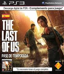 THE LAST OF US SEASON PASS PSN
