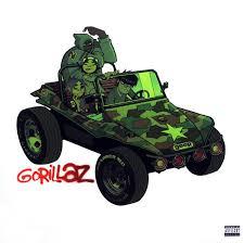 GORILLAZ - 2 VINILO