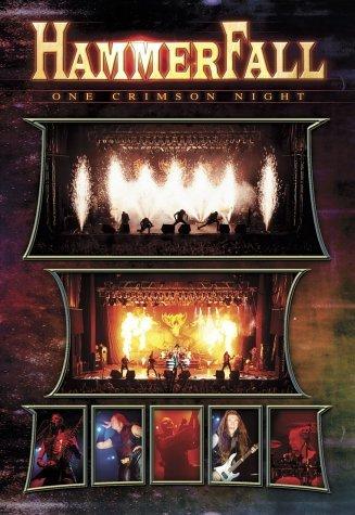 ONE CRIMSON NIGHT