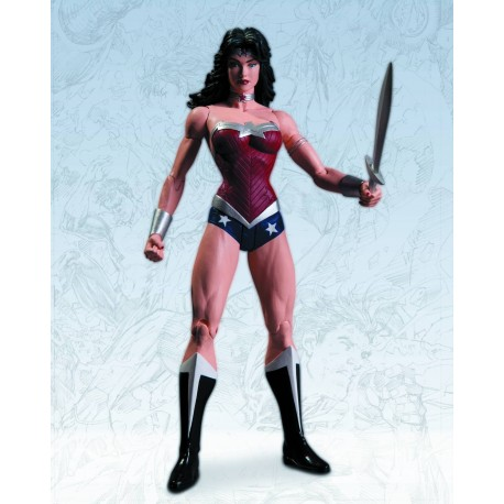 FIGURAS WONDER WOMAN ESSENTIALS