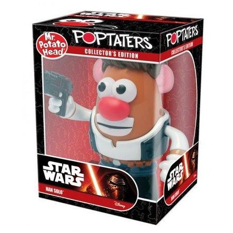 FIGURA MR POTATO -HAN SOLO-