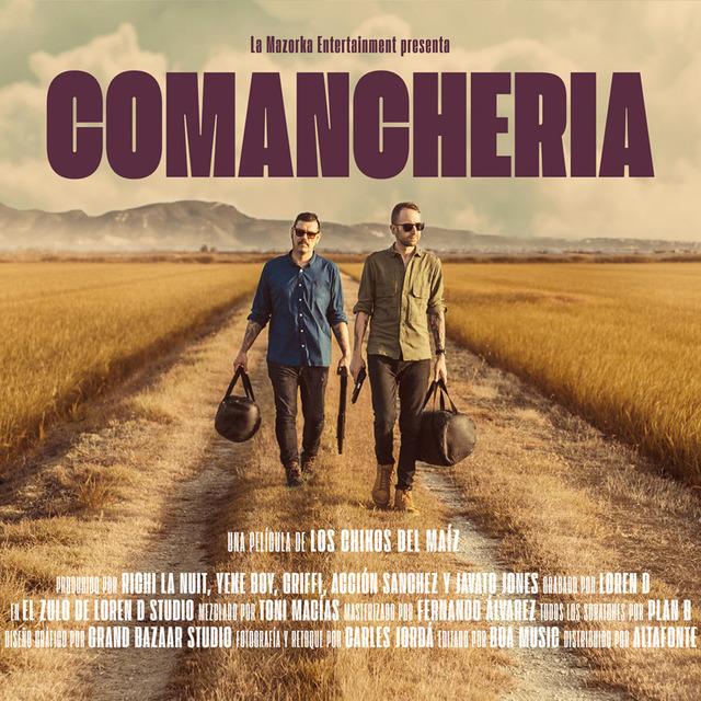COMANCHERIA -VINILO-