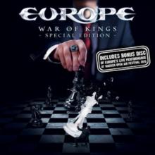 WAR OF KINGS - CD+DVD