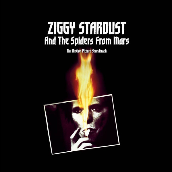 ZIGGY STARDUST AND THE SPIDERS FROM MARS THE MOTION PICTURE SOUNDTRACK-2VINILO