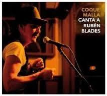 CANTA A RUBEN BLADES