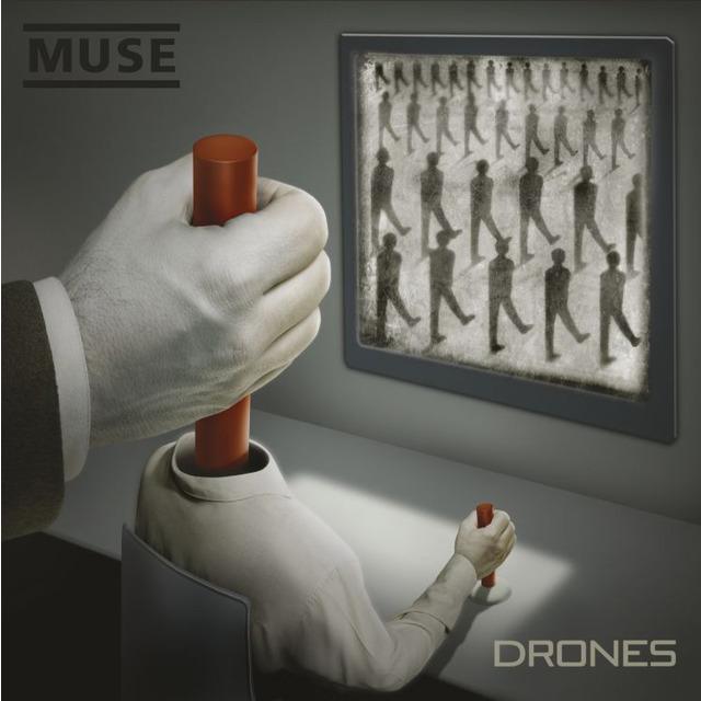 DRONES - 2 VINILO
