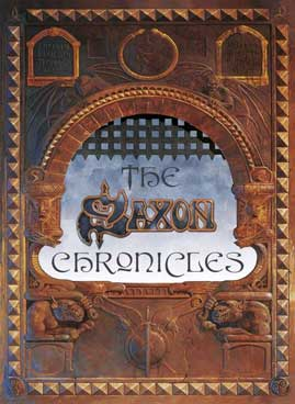 THE SAXON CHRONICLES -2CD + DVD-