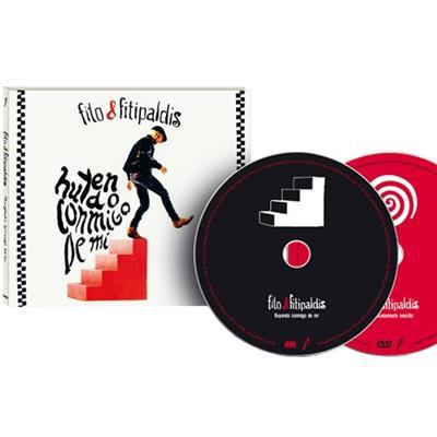 HUYENDO CONMIGO DE MI - +DVD-