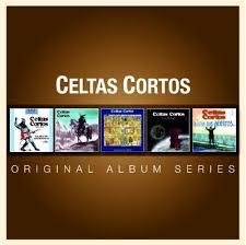 ORIGINAL ALBUM SERIES CELTAS CORTOS