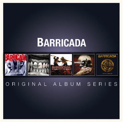 ORIGINAL ALBUM SERIES BARRICADA