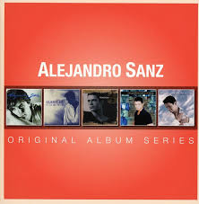ORIGINAL ALBUM SERIES ALEJANDRO SANZ