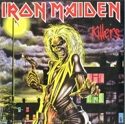 KILLERS - LP
