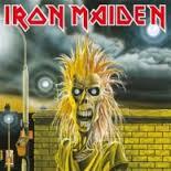 IRON MAIDEN  - LP